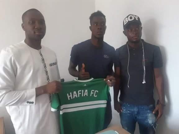 Transfert : Terry Panye s'engage avec le Hafia FC