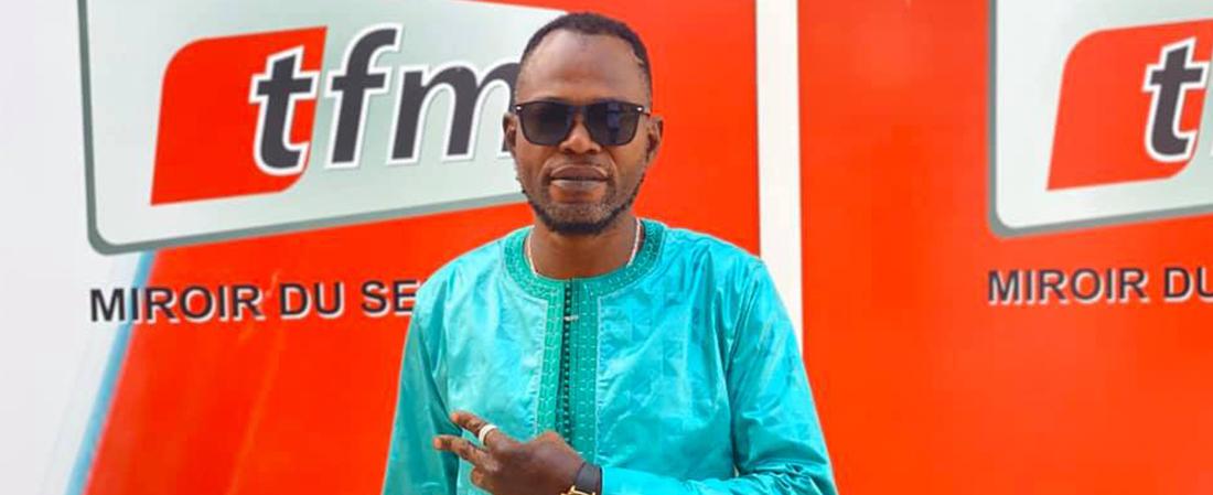 Depuis le Sénégal l'artiste Aboubacar 2 Diaby lance un message fort