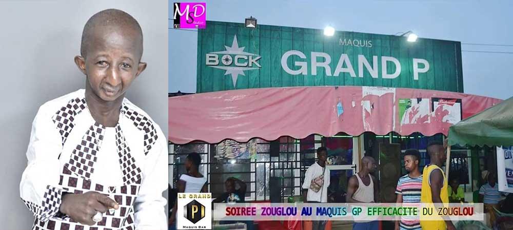 Grand P honoré en Côte-d'Ivoire