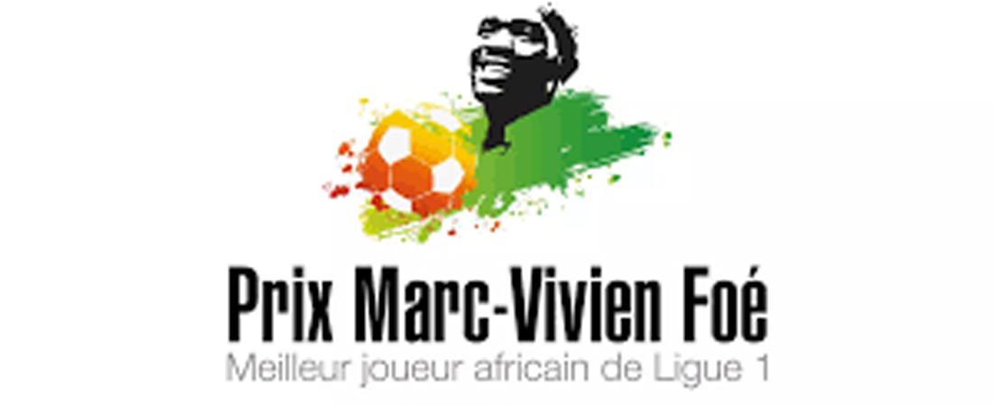 Ligue 1 : les nominés pour le prix Marc-Vivien Foé, pas de guinéen !