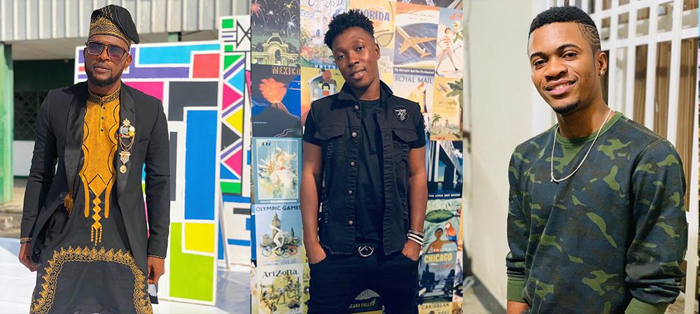 Soul Bang's, Salatiel, Gaz Mawete invités par DJ Moh Green sur un morceau