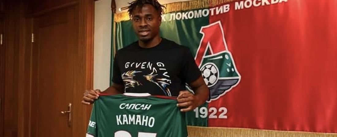 Mercato : François Kamano s'engage officiellement au Lokomotiv Moscou !