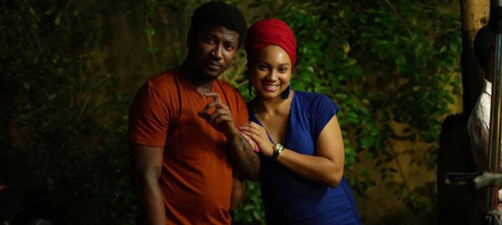 Le comédien guinéen Oumar Manet sur un film Burkinabé : « La traversée »