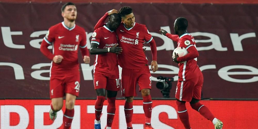 Angleterre Naby Keita et Liverpool battent Arsenal