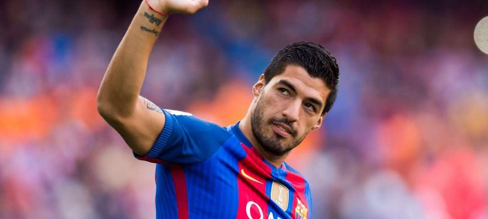 Barcelone les adieux de Luis Suarez