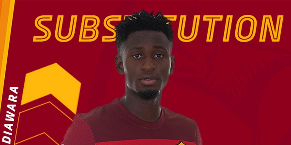 AS Roma : l'agent d'Amadou Diawara lève l'équivoque l'avenir du joueur