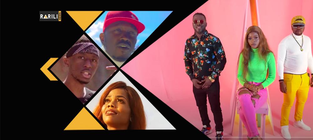 GBM : des nouveautés de la semaine avec Bagada Wonson, Alsény Deco, Levi Bobo, Yetteh Bah…