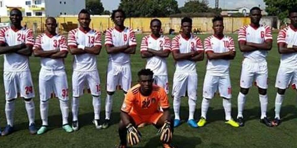 Ligue 1 Loubha FC se fixe pour objectif la campagne africaine