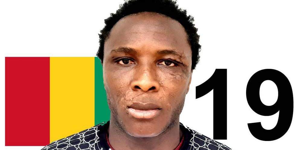 Moustapha Kouyaté TP Mazembe