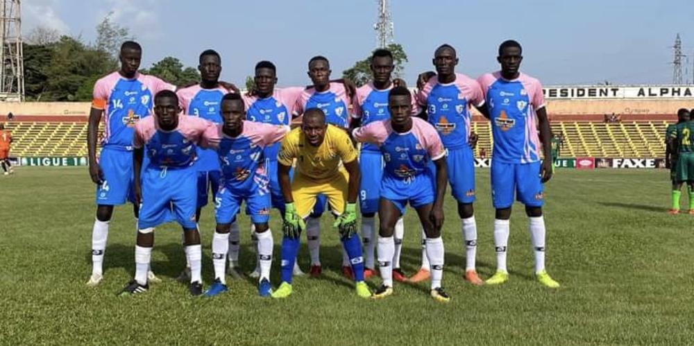 Ligue 1 Salam: la Flamme Olympique allume l'ASK