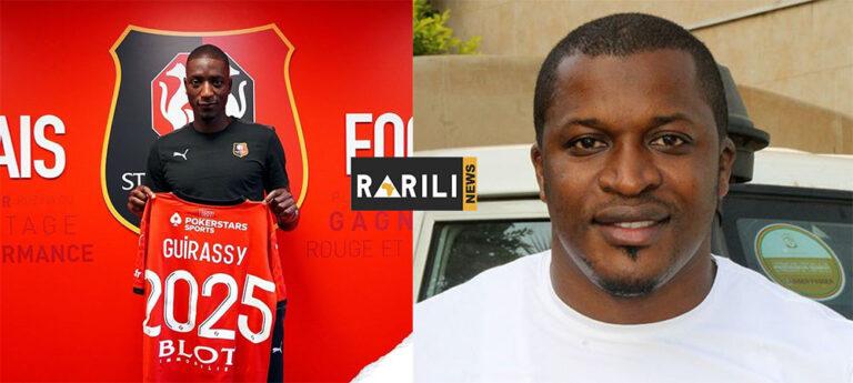Syli national Kaba Diawara sur le dossier de Serhou Guirassy