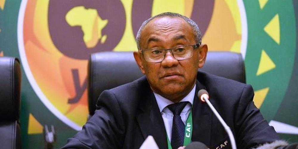 CAF : Le président Ahmad Ahmad testé positif au COVID-19