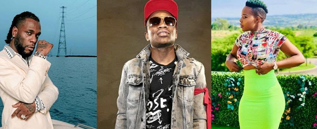 Le clip''Jerusalema'' remixé avec le géant nigérian Burna Boy