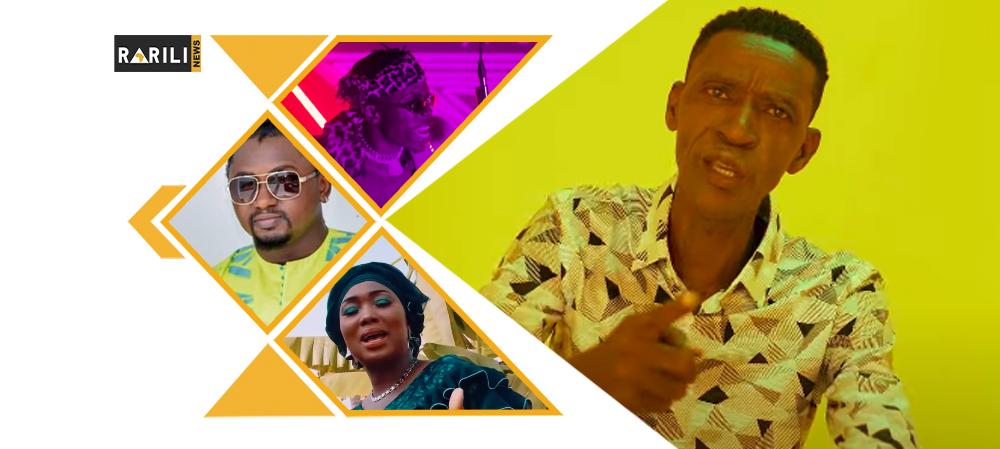 GBM : des nouveautés de la semaine avec Azaya, Fodé Baro, Ans-T Crazy, Cheka Katenen…