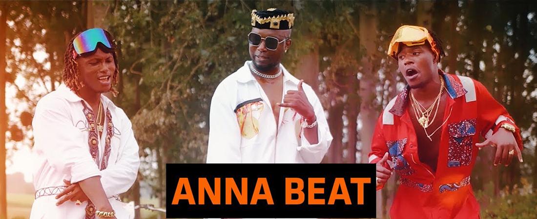 Clip''Inchallah'' : avec Anna Beat feat Lil Saakoo et MK Isacco