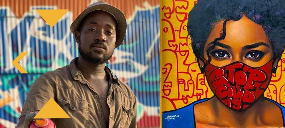 Interview : à la rencontre de Chimere Diaw, directeur artistique du festival ''Lassiry Graffiti''