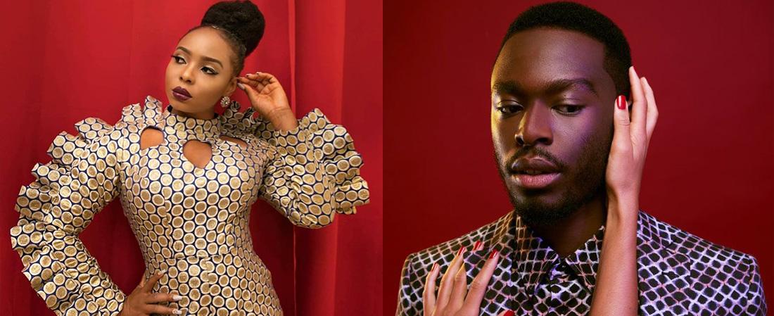 Yemi Alade feat Dadju sur le titre : « I Choose You ».
