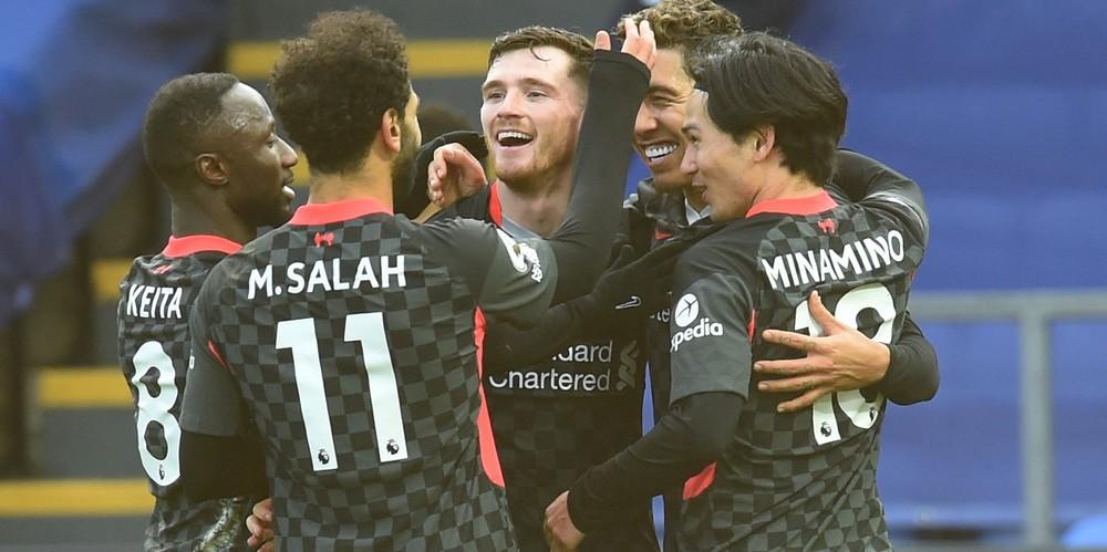 Angleterre : Naby Keita et Liverpool explosent Crystal Palace