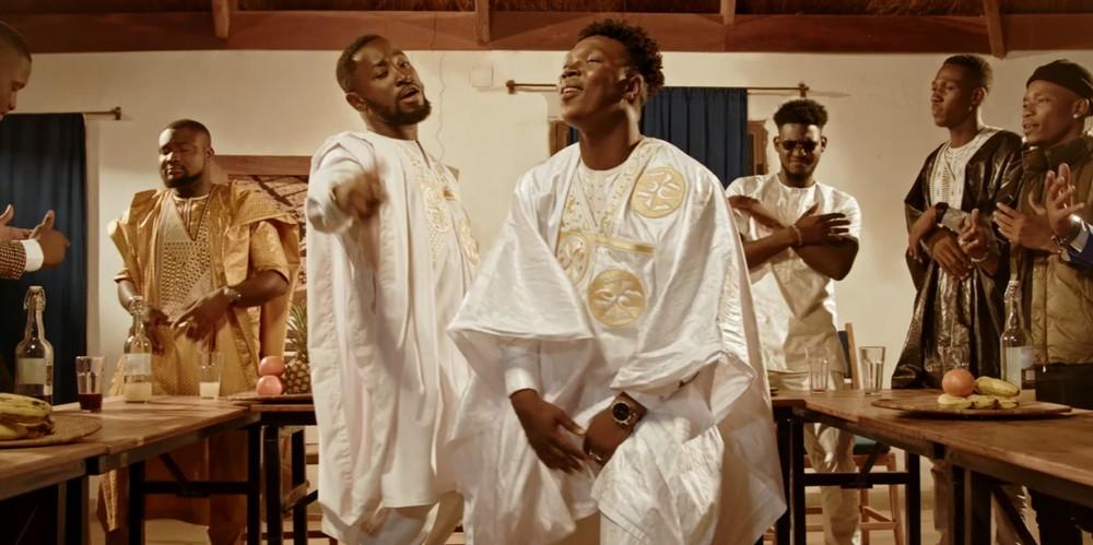 """Thank God"" Soul Bang's en featuring avec Dr Keb (clip)"
