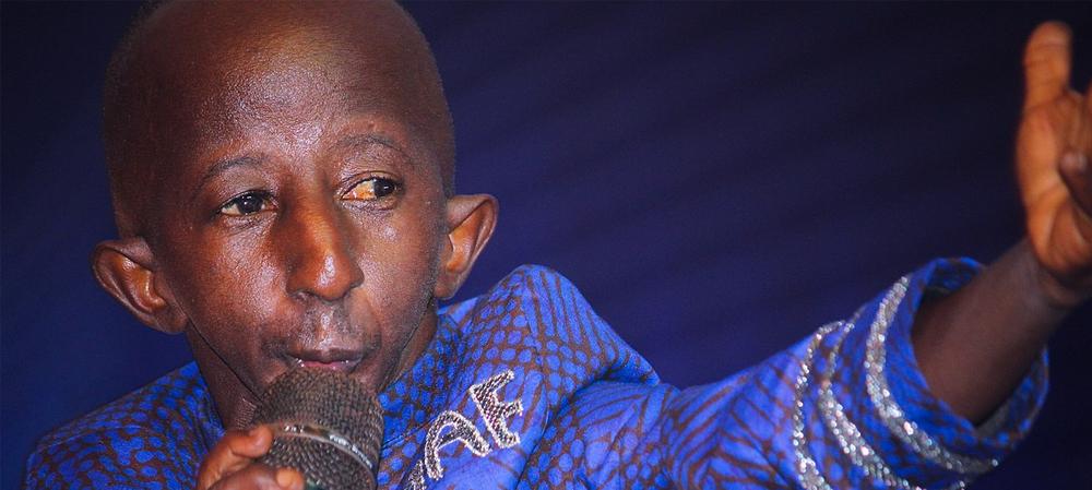 Culture : Grand P parmi les 50 personnalités africaines de l'année