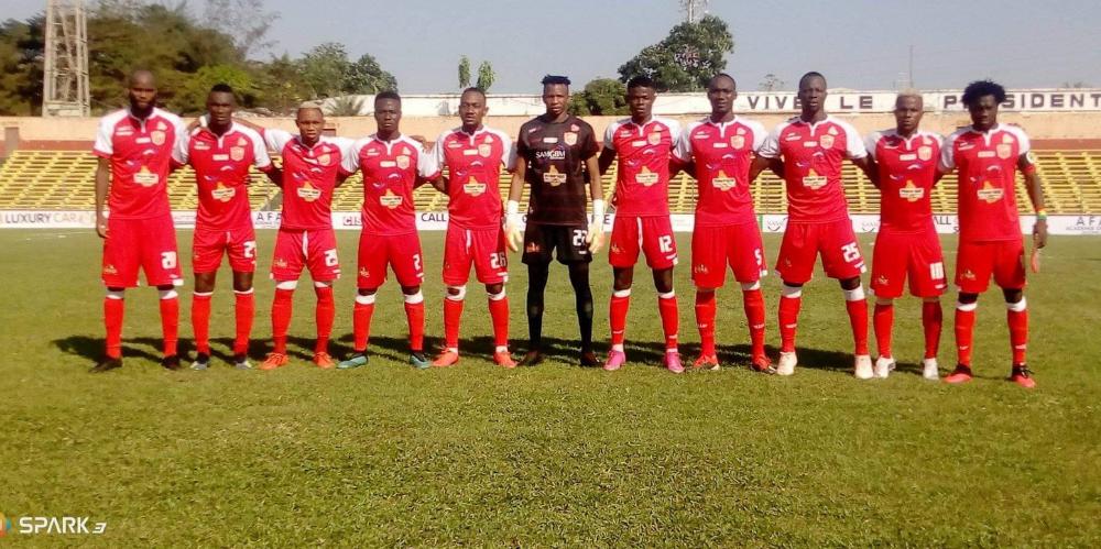LDC/africaine : Boladji Sakin envoie le Horoya AC en phase de poule