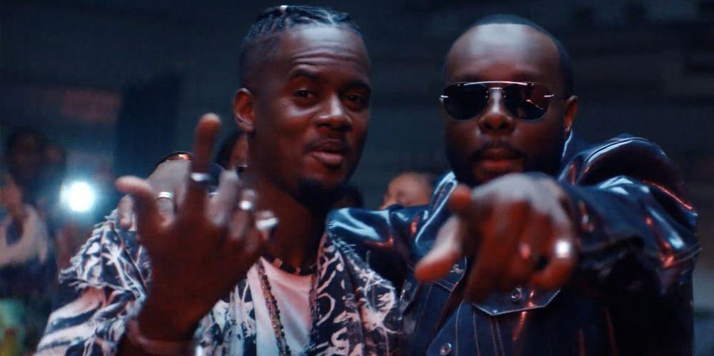 Découvrez le making of du clip ''César'' de Black M et Gims