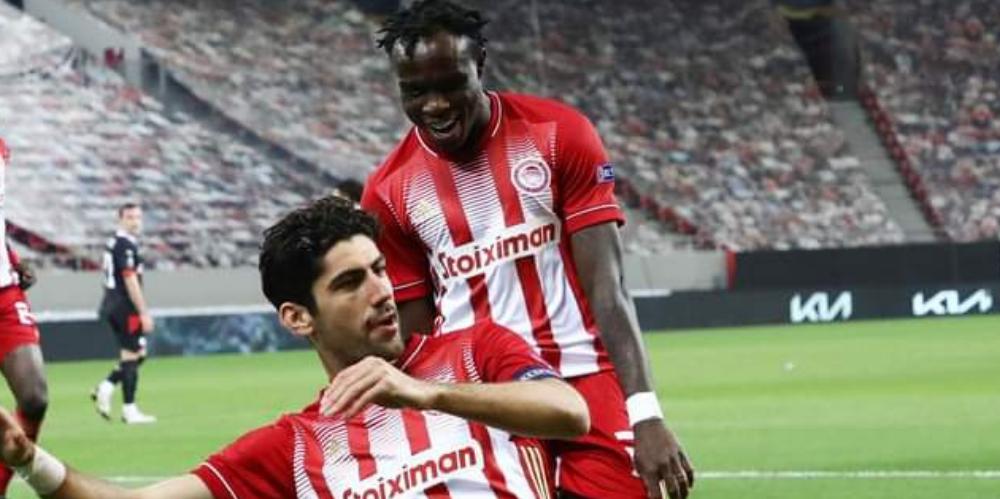Europa League : victoire méritée des Pirés à domicile !