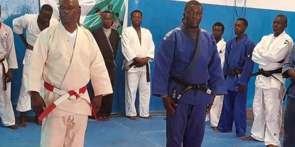 JUDO : Le DTN guinéen au chevet des libériens