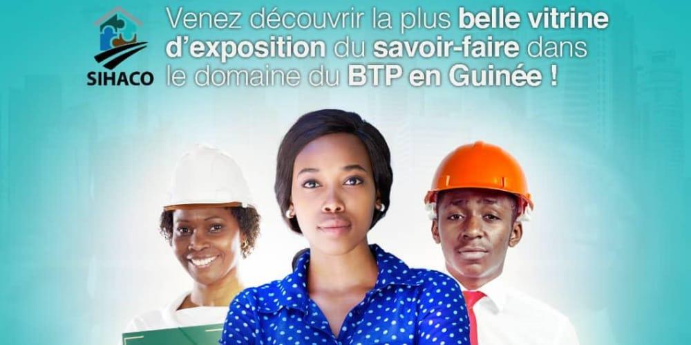 SIHACO : Un salon des infrastructures attendu à Conakry !