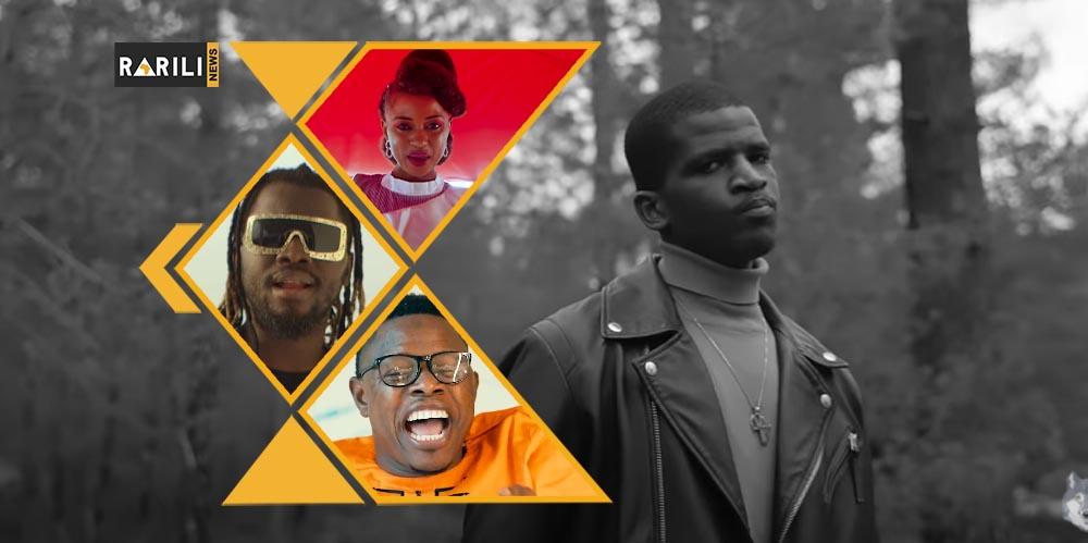 GBM : des nouveautés de la semaine avec Levi Bobo, Halima Bah, Singleton, Soulby THB…