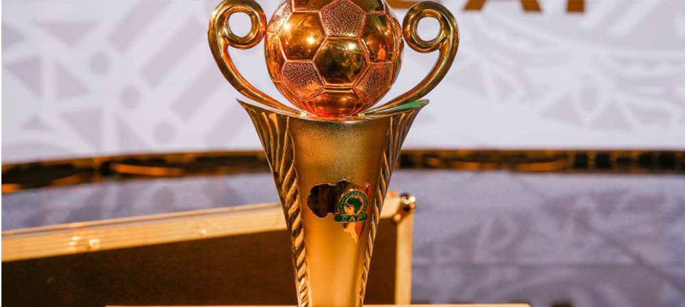 Coupe CAF: Découvrez le tirage complet de la coupe de la confédération.
