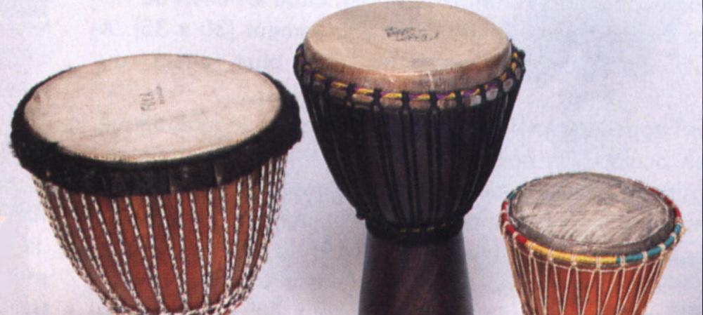 Découverte : le Djembé, instrument de musique traditionnel