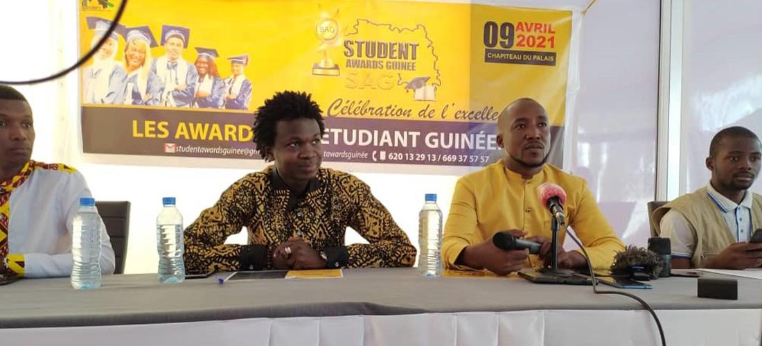 La structure Guinea Events lance officiellement ''les Awards de l'Etudiant Guinéen''