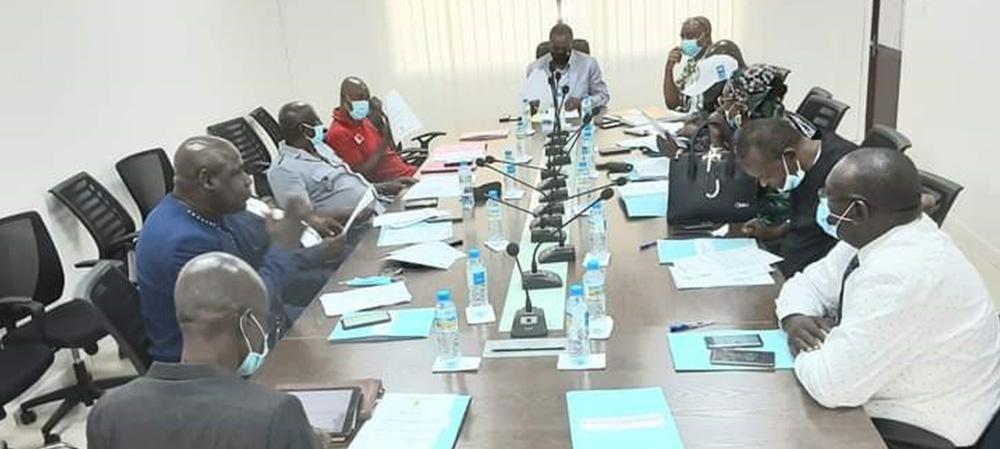 FeguiFoot : Qu'est-ce qu'il faut retenir de la dernière réunion du bureau exécutif ?