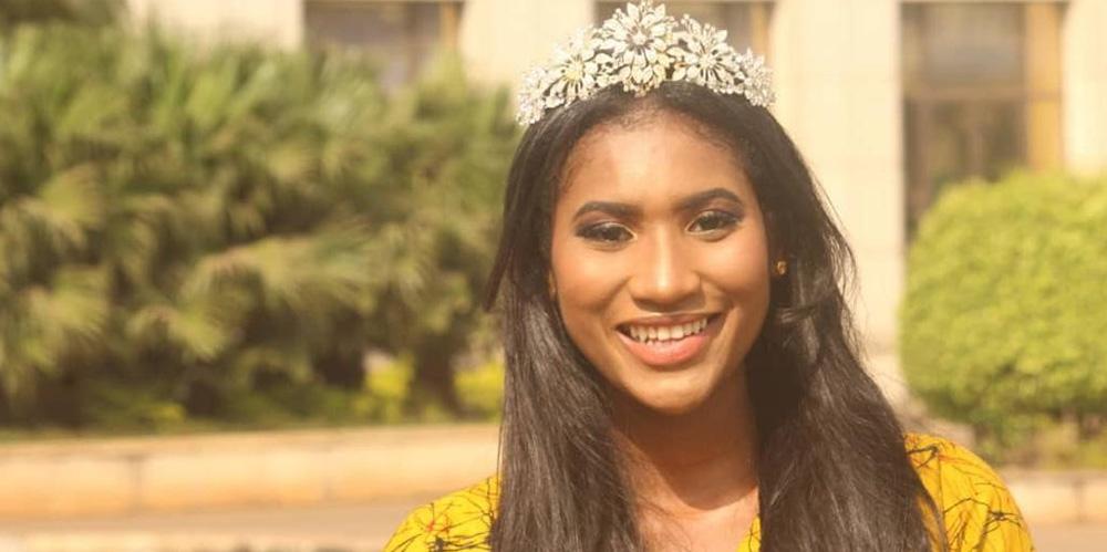 """Queen's Interview : Saran Bah """"au primaire déjà j'étais tout le temps miss de ma classe…"""""""