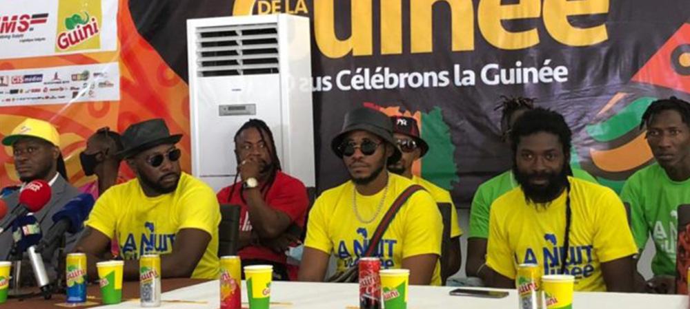 """""""La Nuit de la Guinée"""" : plus de 100 artistes Guinéens attendus sur scène"""