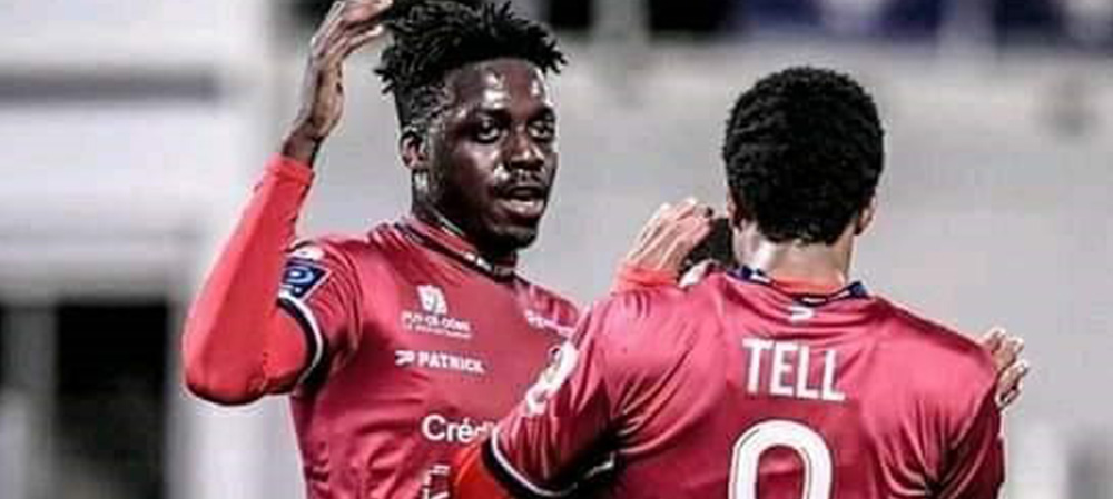 Ligue 2: Mohamed Bayo encore buteur !