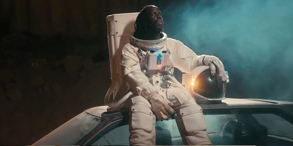 ''Astronaute'' : le nouveau clip de Youssoupha