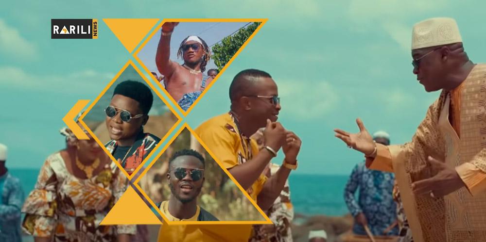 GBM : nouveautés de la semaine avec Sékouba Kandia Kouyaté-Banlieuz'art, Takana Zion, Bah Wury, Iso X-MC Fresh