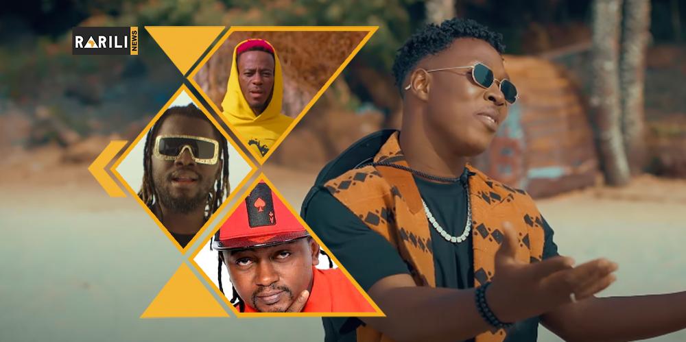 GBM : nouveautés de la semaine avec Soul Bang's, Maxim BK, Azaya, Saïfond Baldé, Yetteh Bah