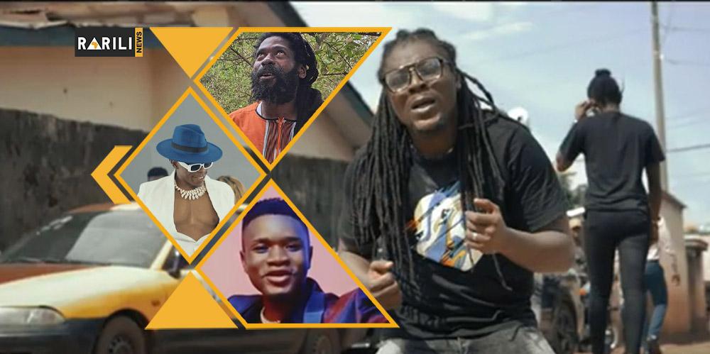 GBM : nouveautés de la semaine avec Ans-T Crazy, Khady Diop, Kemo Kanté, Takana, Petit Kandia, One time