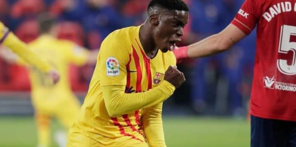 Liga : Une soirée historique pour Moriba