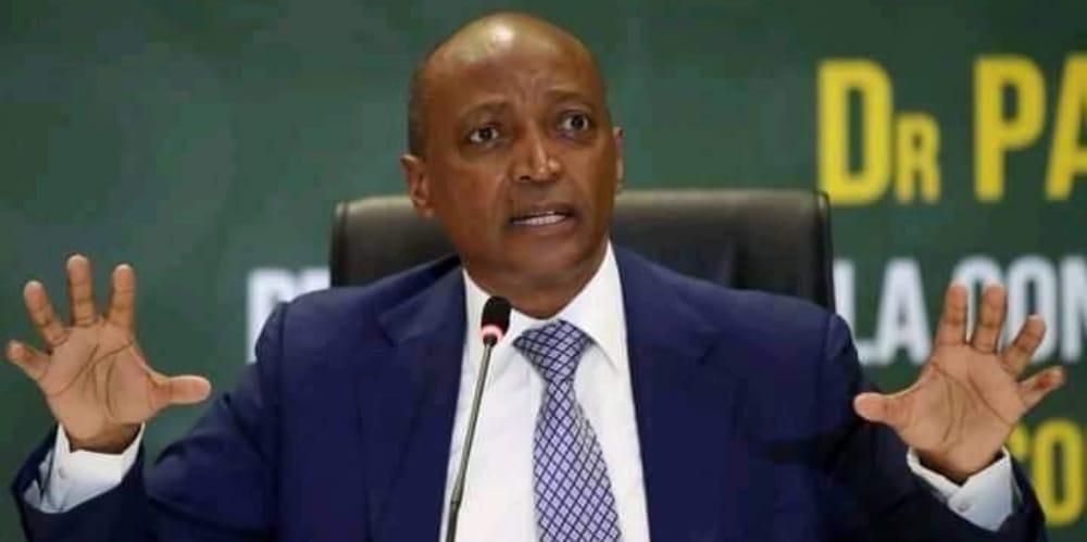 """CAF : """"la CAN aura lieu tous les deux ans…"""" dixit Patrice Motsepe"""