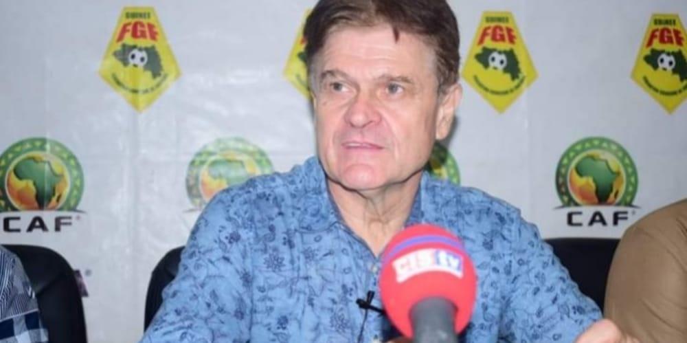 Syli : Didier Six dit tout sauf l'essentiel sur la sélection de Yadi Bangoura !