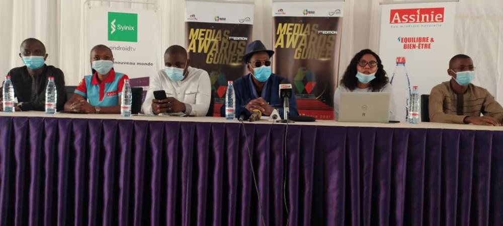 Medias Awards Guinée : La liste des nominés rendue publique