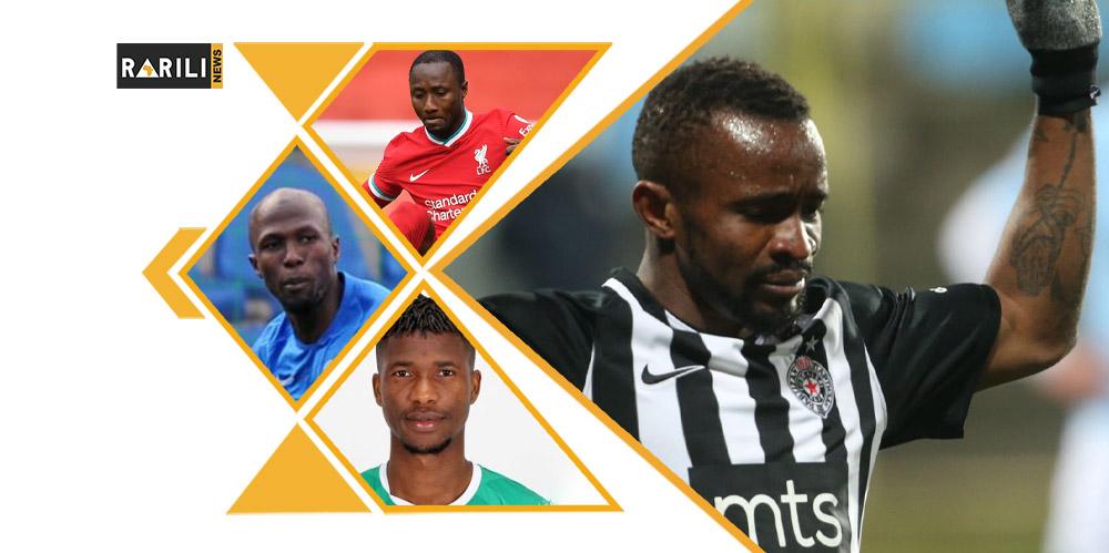 Onze Syli : Seydouba Soumah relance son compteur but et Naby Keita fait son comeback