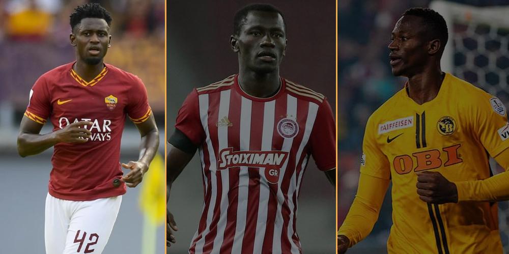 Europa League : l'aventure continue pour Amadou Diawara mais s'arrête pour Mady et Aly…