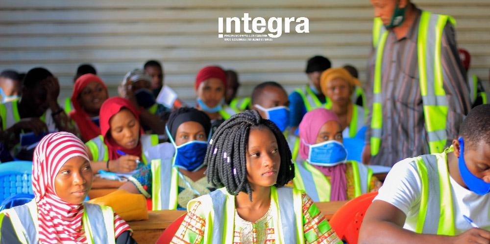 INTEGRA sensibilise et forme 532 jeunes pour favoriser leur insertion socio-professionnelle!