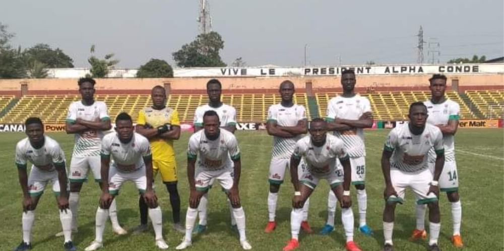 Sports | Ligue 1 – jour 13 : le Hafia FC a le vent en poupe