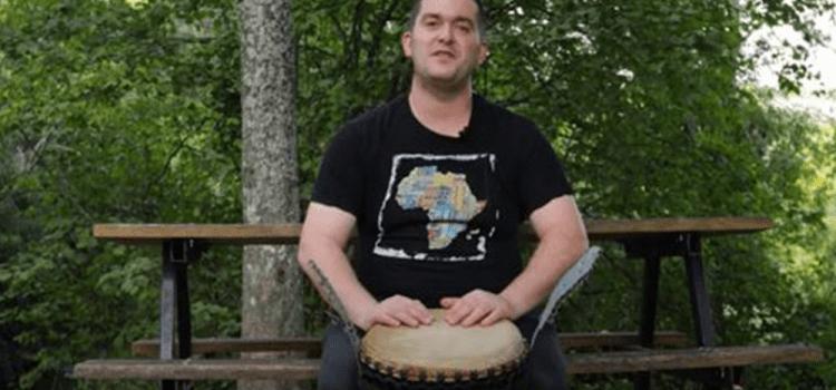 Musique | Découverte : Thomas Fallet, musicien-percussionniste et grand admirateur de la culture guinéenne